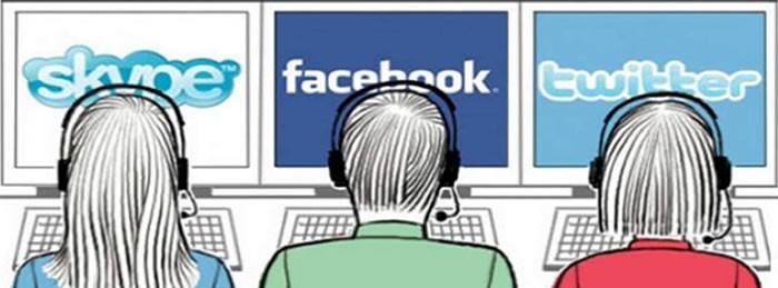 El 60% de los consumidores recomendarían una marca que responde rápido en redes sociales