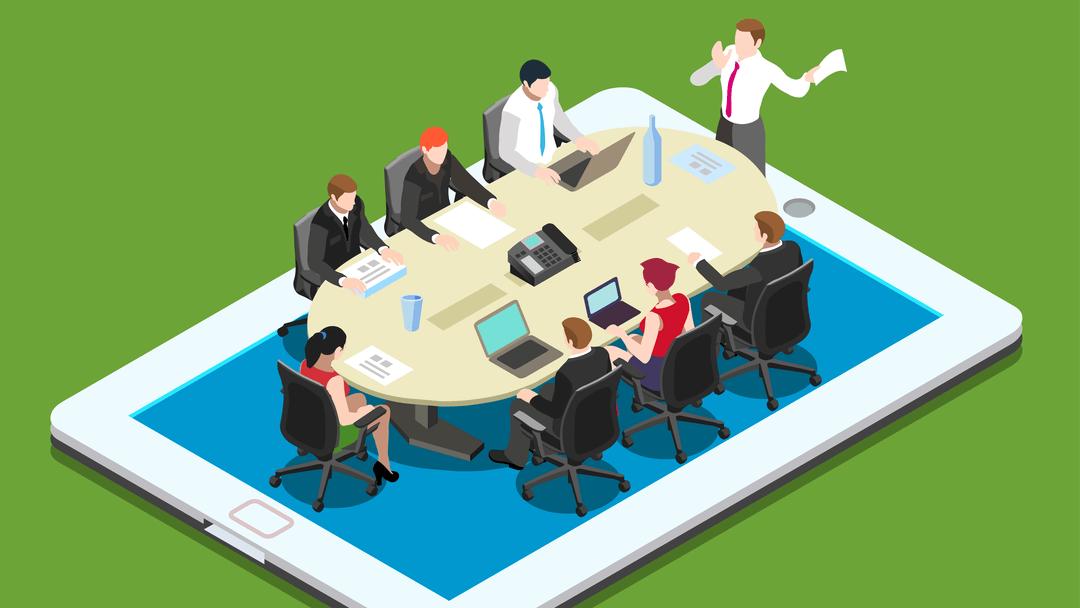 Etiqueta de reunión virtual: todo lo que necesita saber para ir a control remoto
